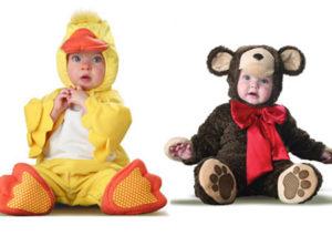 costumi di carnevale per bambini che amano divertirsi